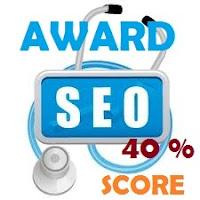 samsury seo score 40%
