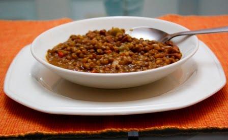 La cocina de maricarmen lentejas faciles - Cocinas maricarmen ...
