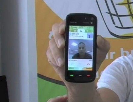 Teknik Dasar Servis Hp: Cara Video Call Gratis 2012