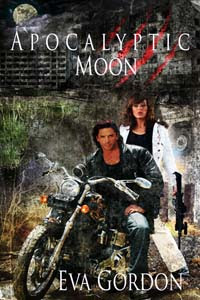 Book Spotlight + Excerpt: Apocalyptic Moon by Eva Gordon