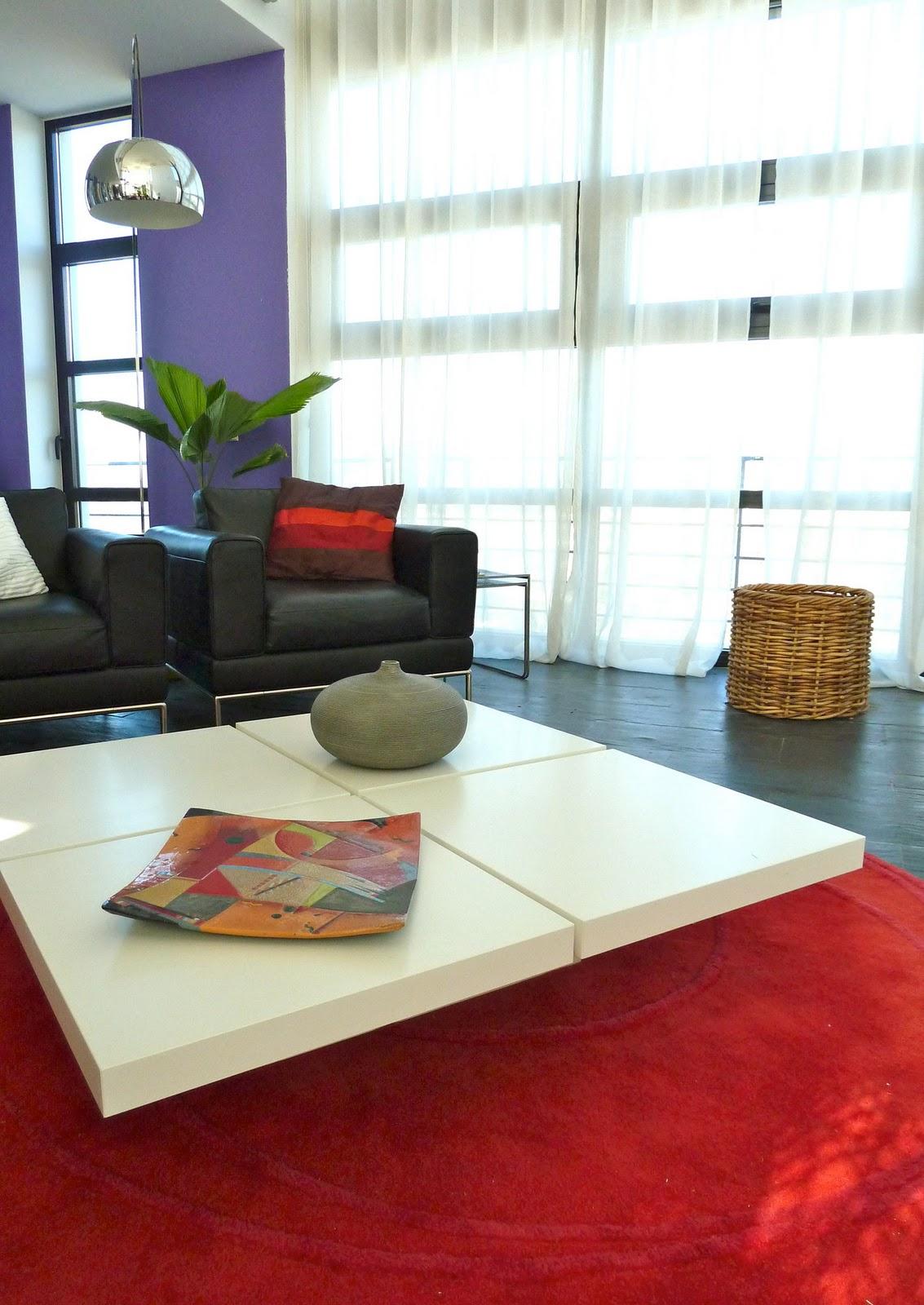 Ikea hack la mesa de centro de rocio 7 mesas lack 1 mesa de centro - Mesa de television ikea ...