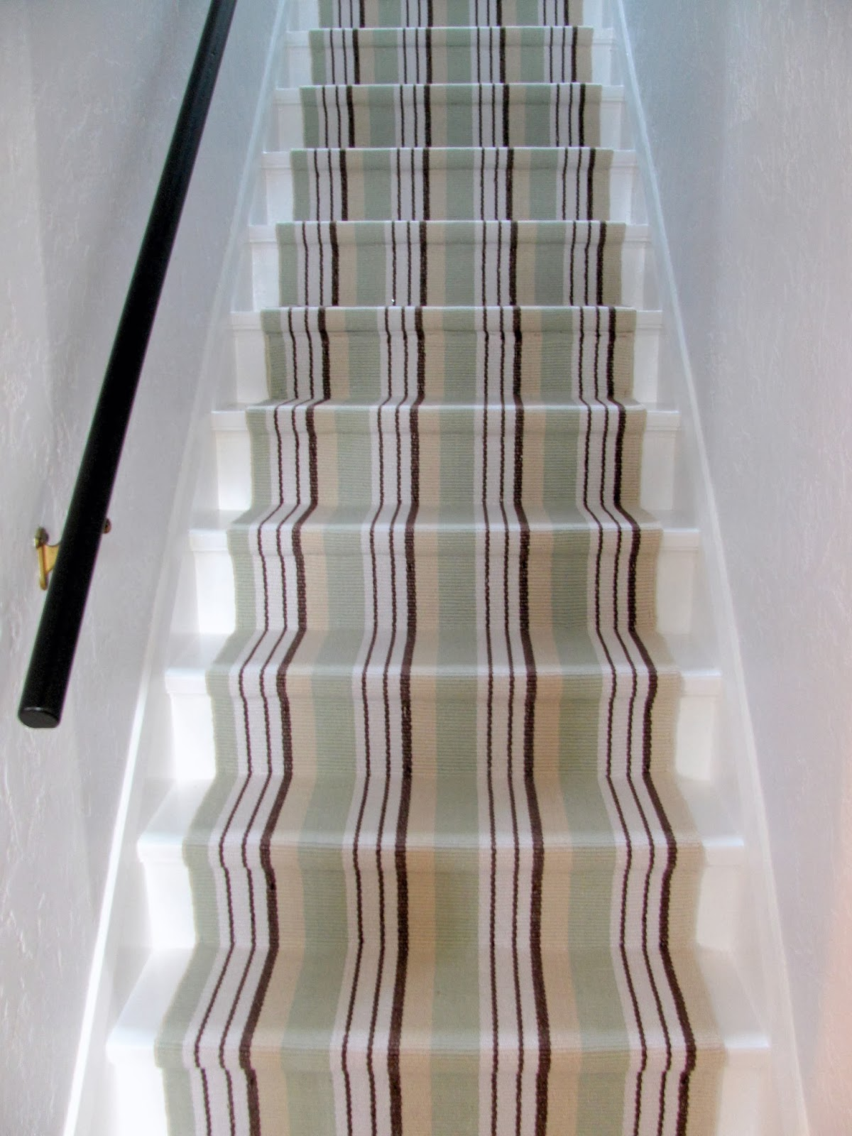 Dash and albert stair runner installation for Dash and albert runners