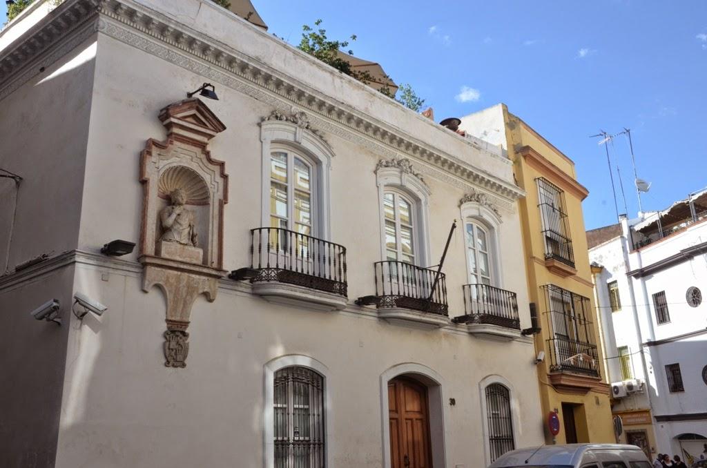 Calle Cabeza del Rey Don Pedro - Sevilla