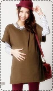 model baju hamil