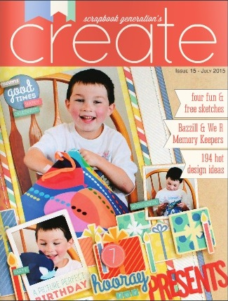 Create July 2015 Magazine