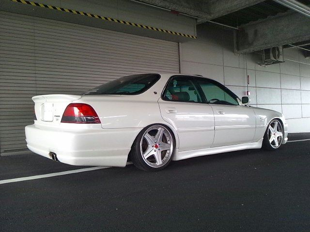 Honda, silnik, pięć cylindrów, R5, straight 5, G20A, G25A, 5-cylinder, engine, JDM, ホンダ, 日本車, Saber (UA1, UA2, UA3)