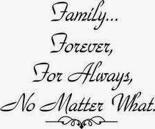 Jag älskar min familj