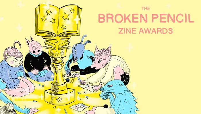 First Annual Zine Awards
