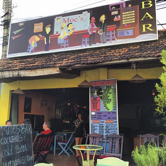 Moe's Bar, Phu Quoc, Vietnam