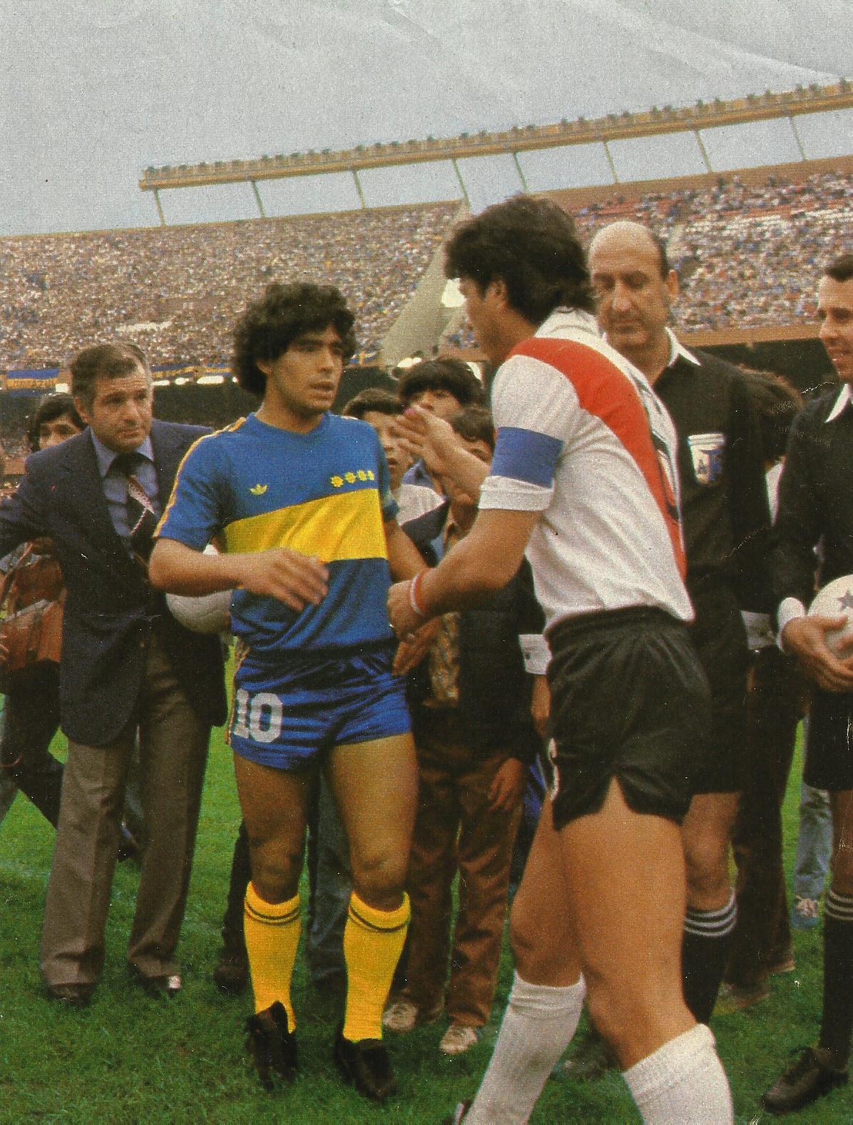 Football Ratings: Memory Lane: Argentine league 1981.