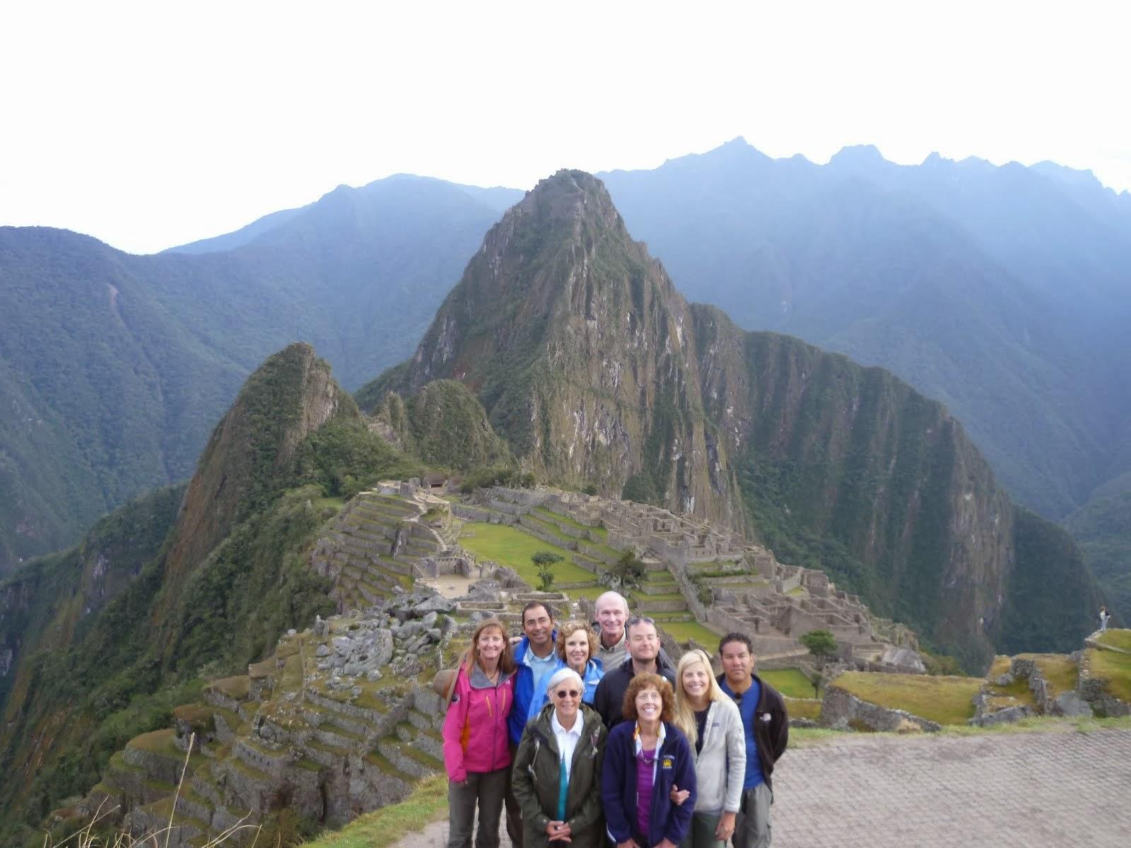 Salkantay Machupicchu Trekking Cuzco Peru  2019