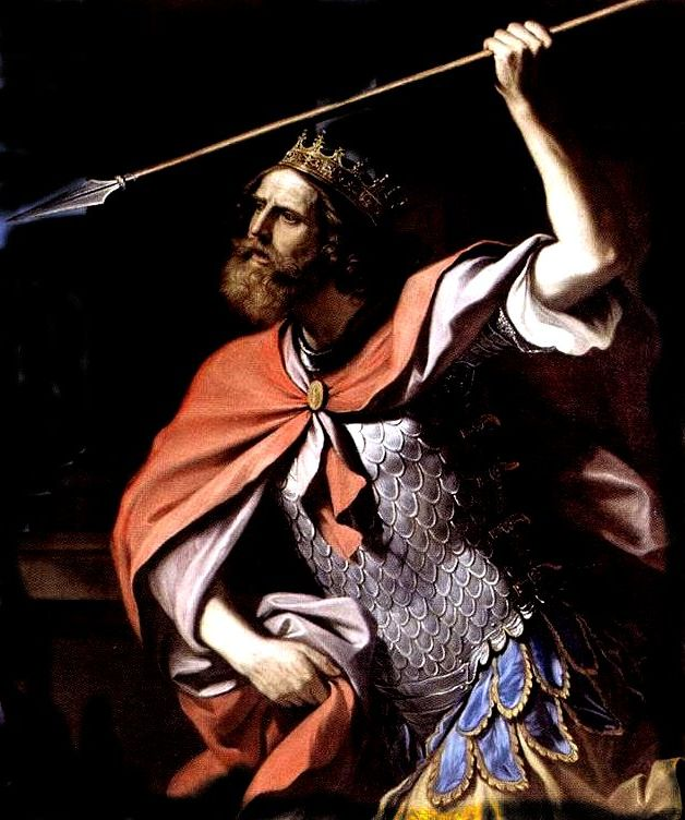 an analysis of the character of david in samuel 1314 Interferometric analysis of laser-driven cylindrically focusing  opt express 14, 1314  on the character of acoustic waves at the interface between.
