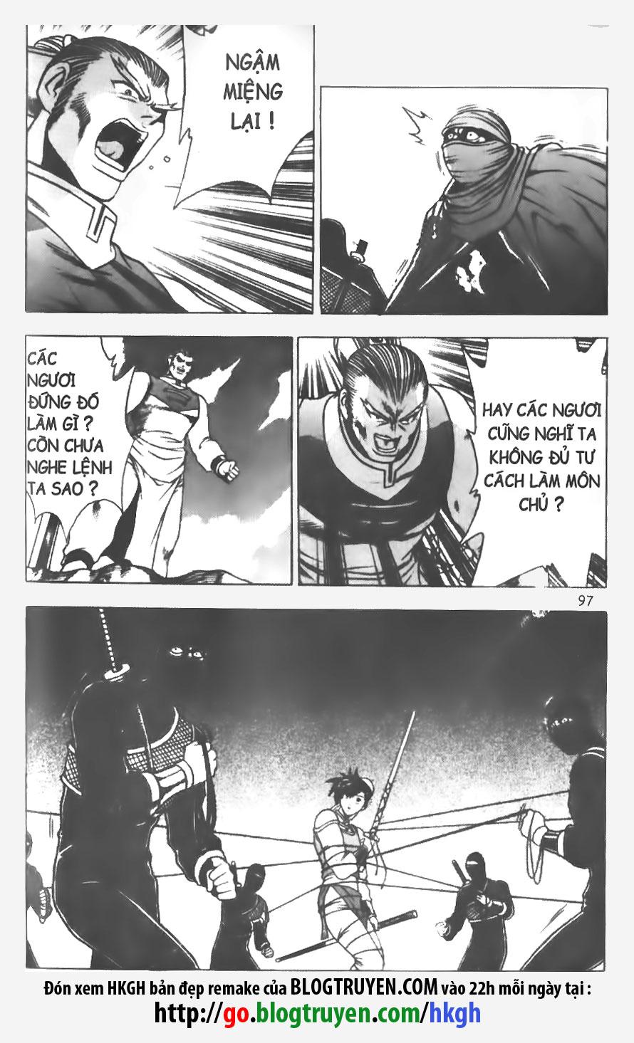 Hiệp Khách Giang Hồ chap 148 page 23 - IZTruyenTranh.com