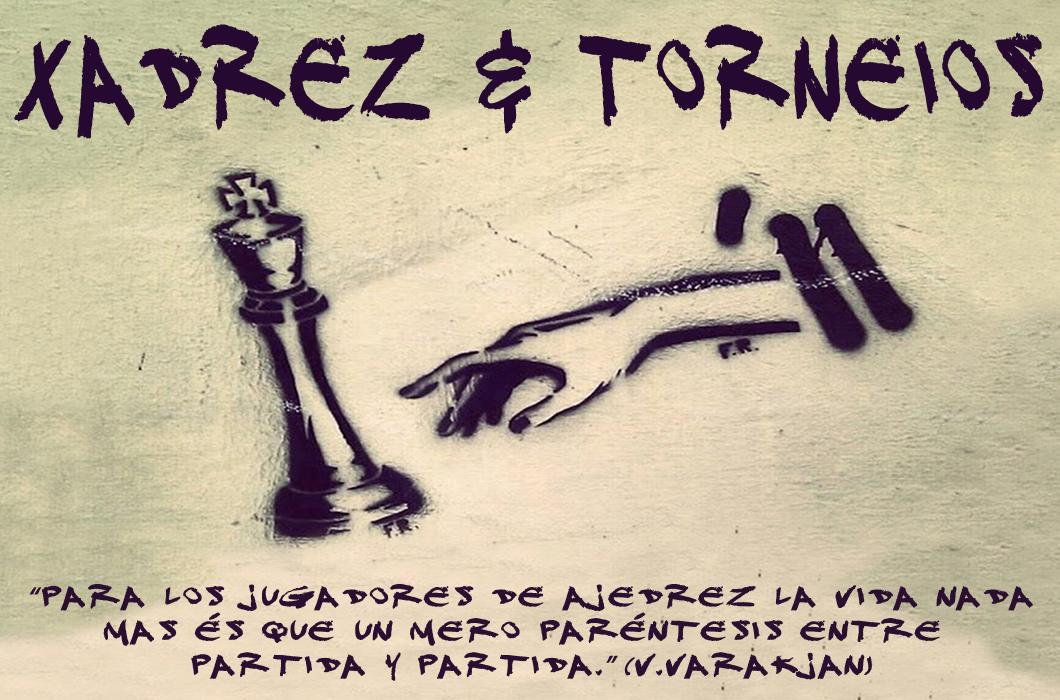 XADREZ & TORNEIOS