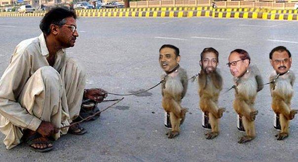 Funny Pervaiz Musharraf Gallery