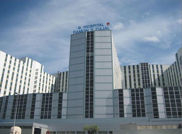 hospitales madrid: