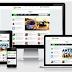 Green APK Responsive Blogger Template
