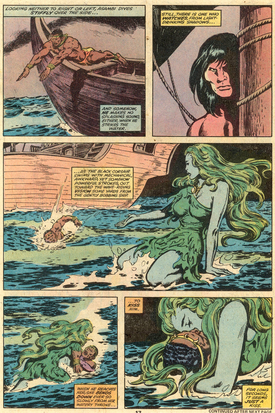 Conan the Barbarian (1970) Issue #98 #110 - English 12