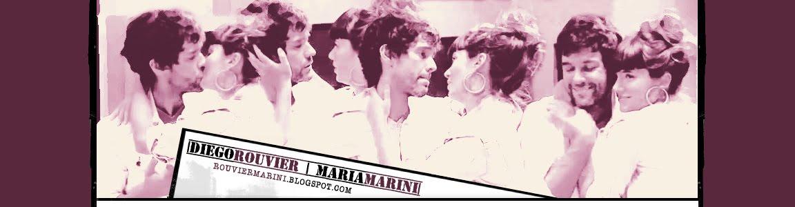 Diego Rouvier y María Soledad Marini || Blog