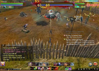 ArcheAge - Halcyona War