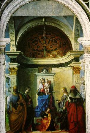 Art of Giovanni Bellini