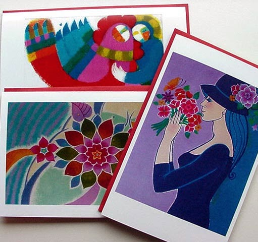 NEW - Sets of Art Cards