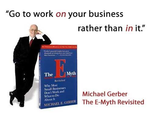 Миф о предпринимательстве. Как создать предприятие, которое бы работало