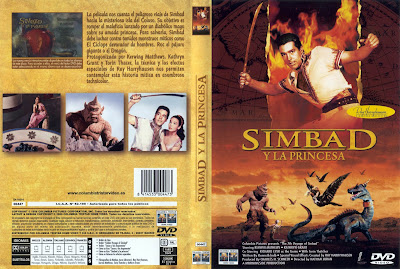 Simbad y la Princesa | 1958 | The 7th Voyage Of Sinbad