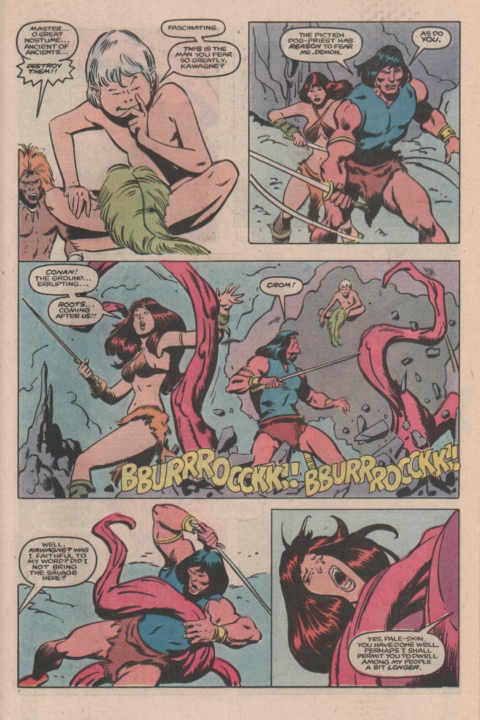 Conan the Barbarian (1970) Issue #173 #185 - English 14