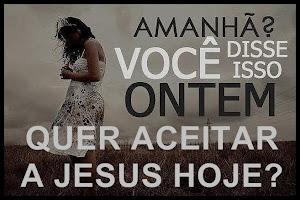 AMANHÃ?