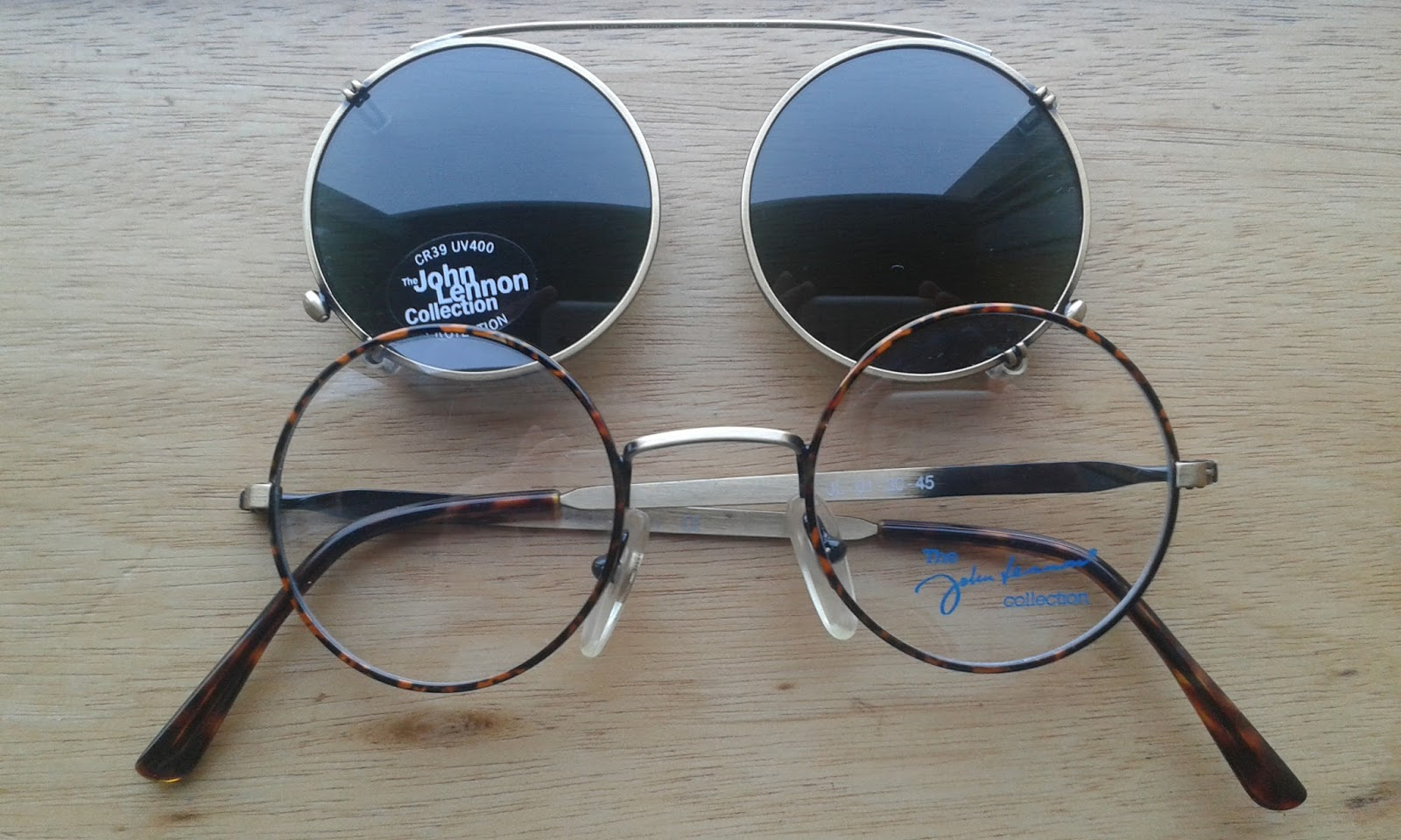 Glasses for collectors: REVOLUTION JOHN LENNON VERY RARE EYEWEAR ...