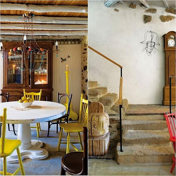 Decoracion holandesa decorar tu casa es - Decoracion de casas antiguas ...