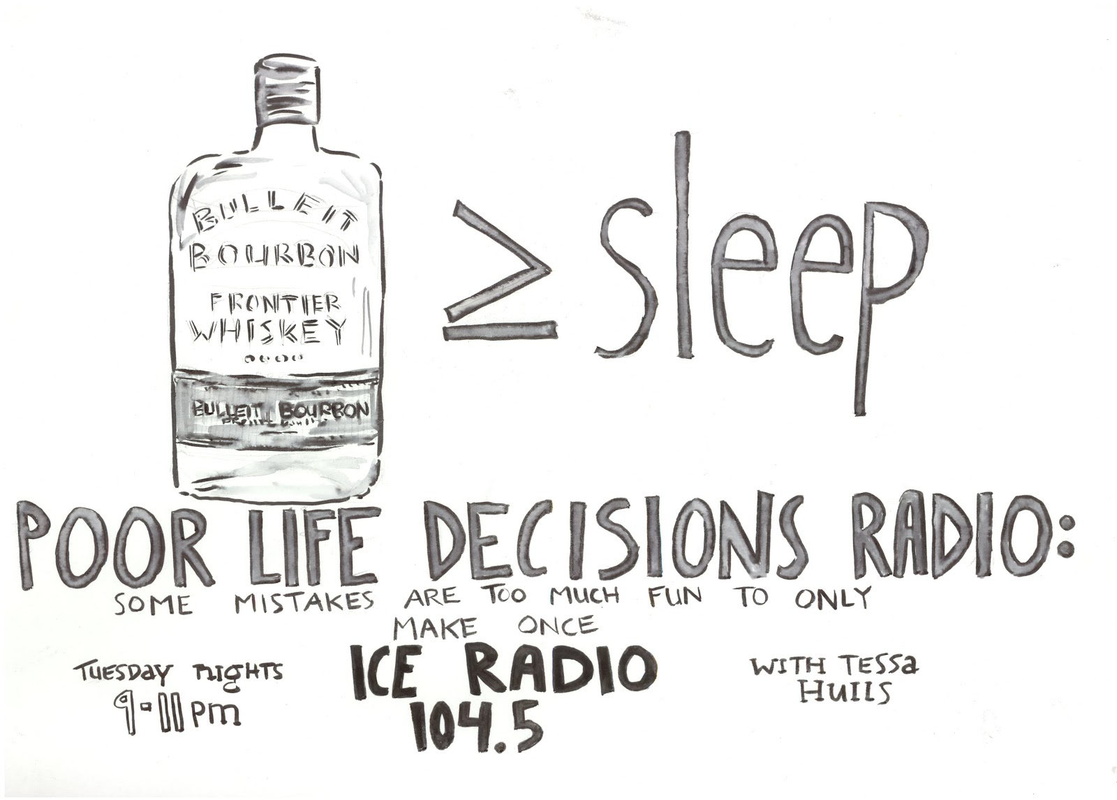 Life Decisions (a la this american life),