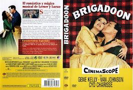 Carátula - Brigadoon 1954