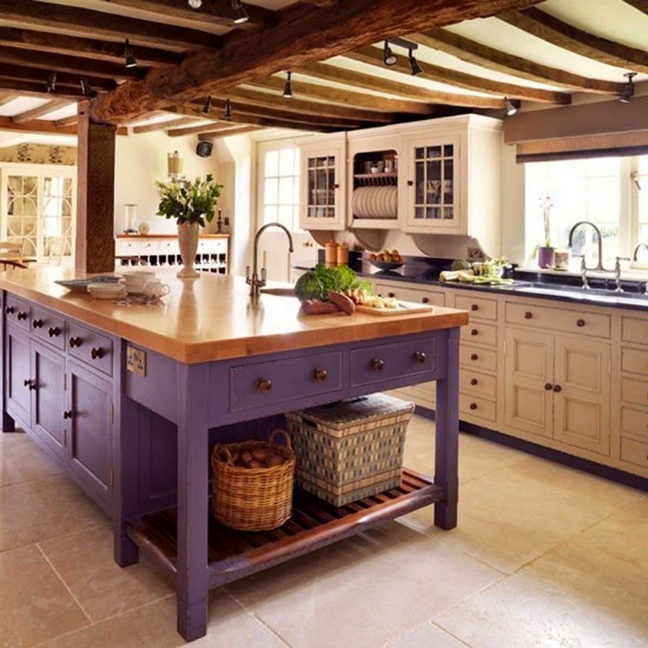 Ious Country House Kitchen Interiors Vintage Design Diy