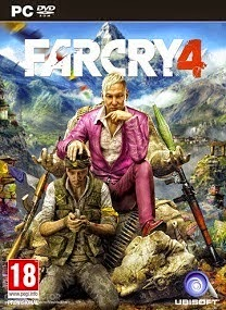 Far Cry 4 PC Full Crack Gratis Terbaru