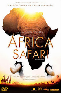 África Safari - BDRip Dual Áudio