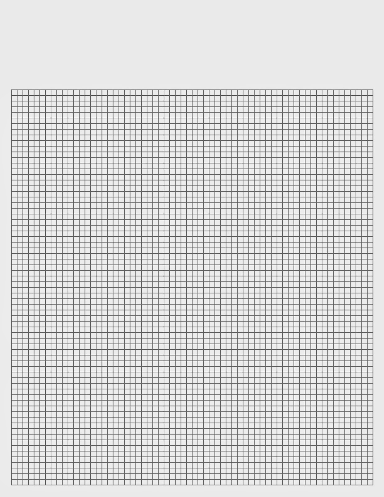 8.5 X 11 Graph Paper 12 X 18 Table