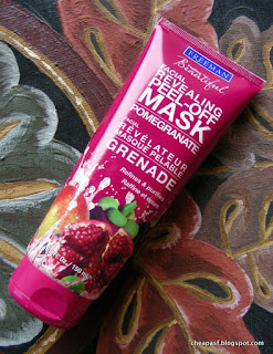 Freeman Facial Revealing Peel Off Mask (Pomegranate)