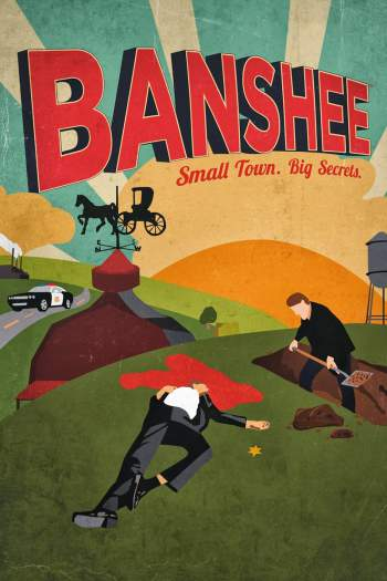 Banshee 1ª Temporada Torrent – BluRay 720p Dual Áudio