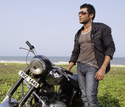 Picture of Actor Surya from 7aam Arivu Tamil Movie