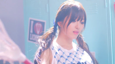 AoA Chanmi in Heart Attack MV