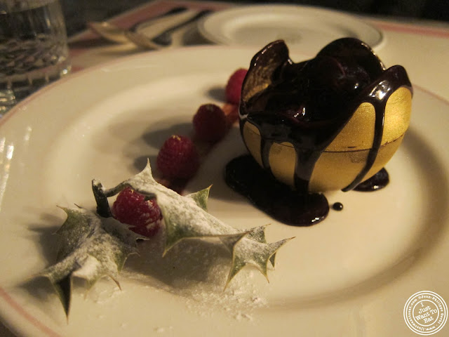 Image of BBR signature chocolate glory at Bob Bob Ricard in London, England