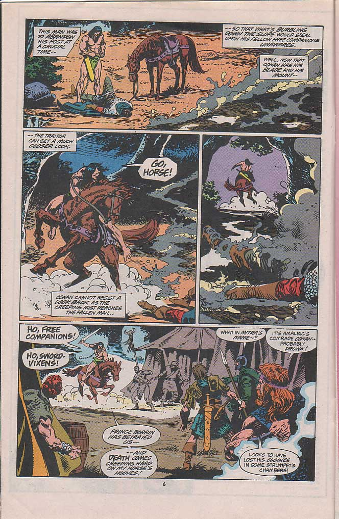 Conan the Barbarian (1970) Issue #268 #280 - English 6