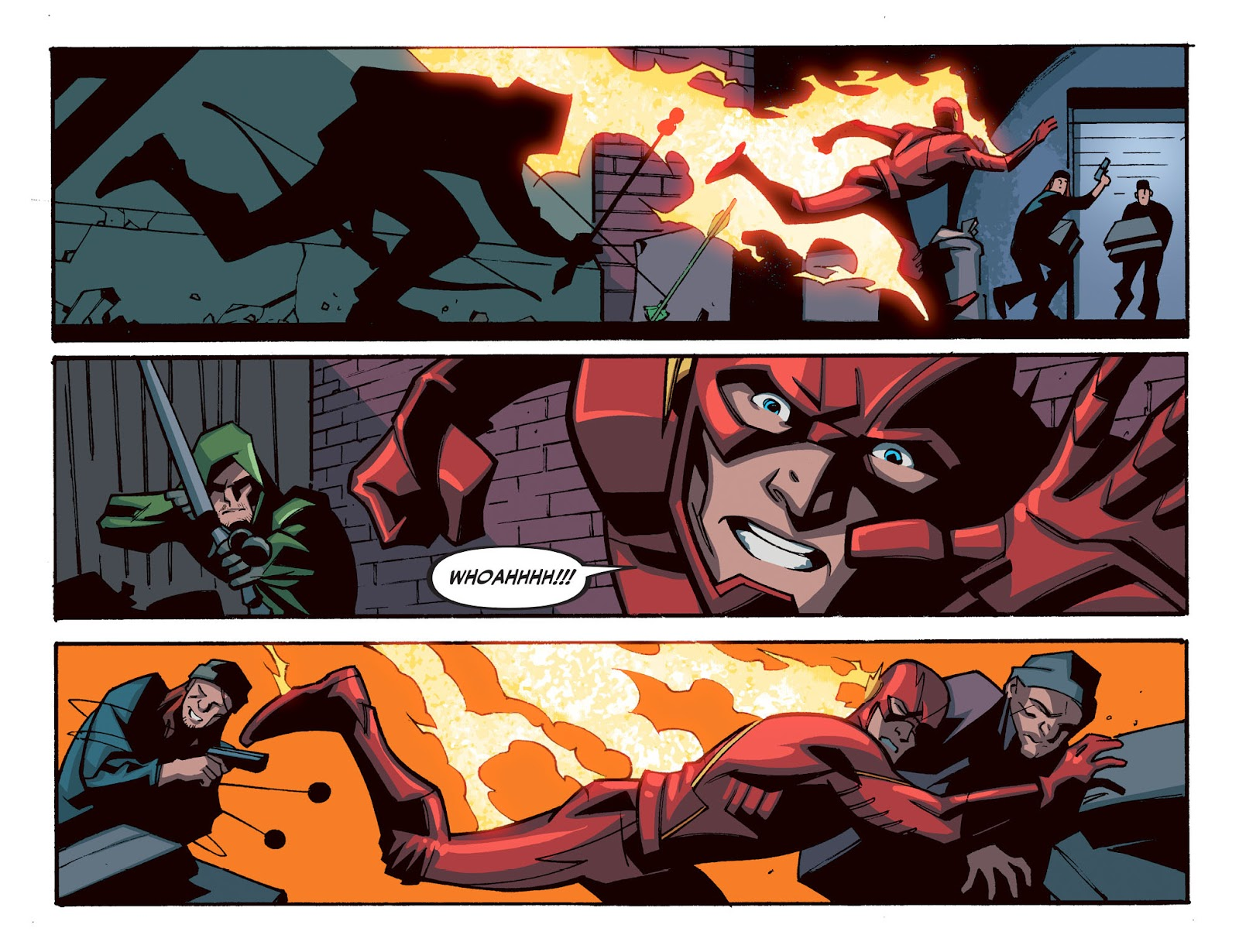 The Flash: Season Zero [I] Issue #15 #15 - English 15