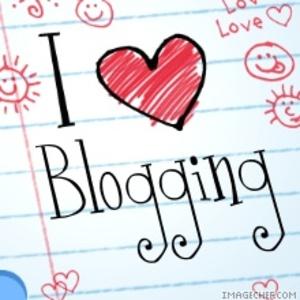 I Love Blogging, Sensasi Ngeblog