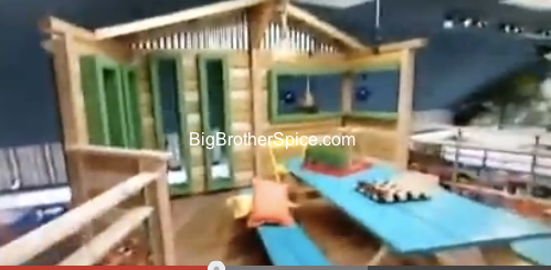 Big Brother 16 House Urban Treehouse
