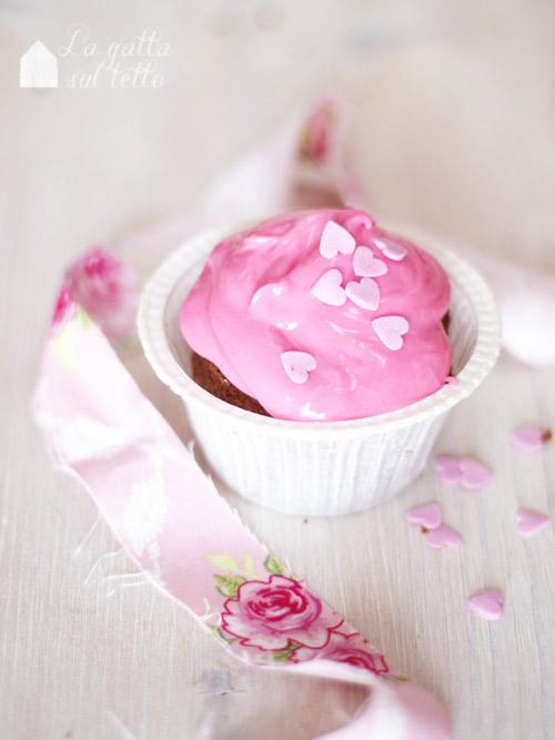 ricetta cupcakes san valentino