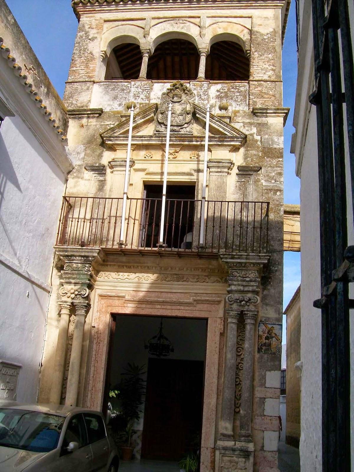 La luz de arcos de la frontera palacio del mayorazgo for Calle prado de la iglesia guadarrama