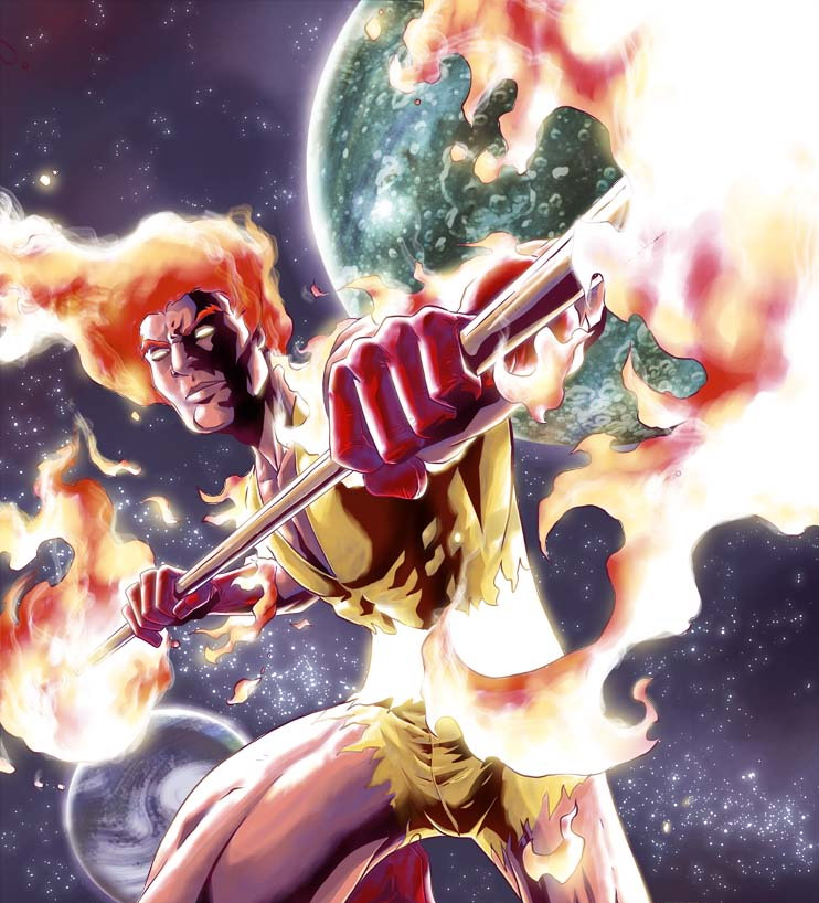 Firelord (Marvel Comics) Character Review